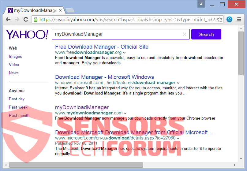STF-myDownloadManager-my-download-manager-yahoo-search