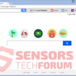 SensorsTechForum-Login-help-home-page-toolbar-browser-hijacker-search