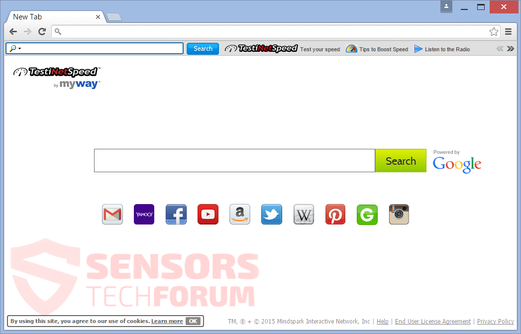 SensorsTechForum-testinetspeed-myway-test-internet-speed-search-engine-new-tab-search-page