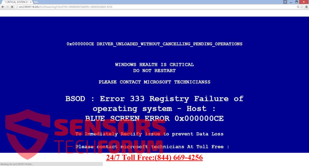 blue-err2.9939114.info-fake-tech-support-bsod-screen-of-death