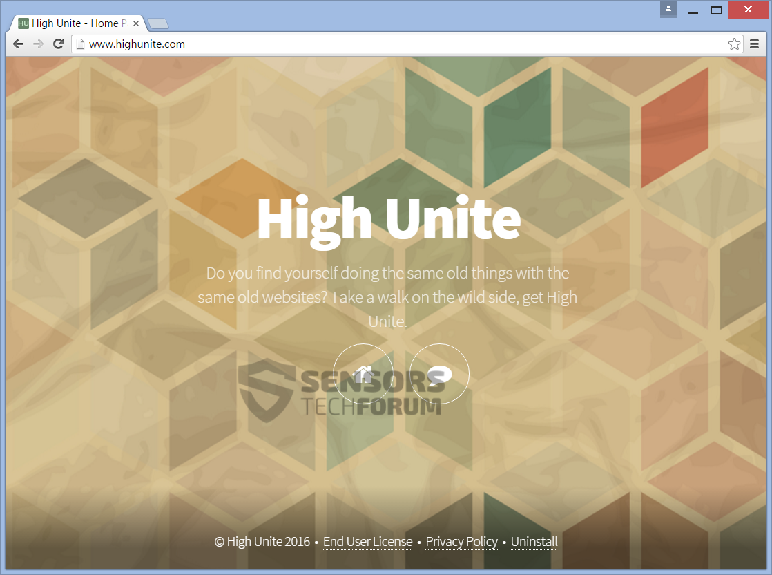SensorsTechForum-high-unite-com-main-site-page
