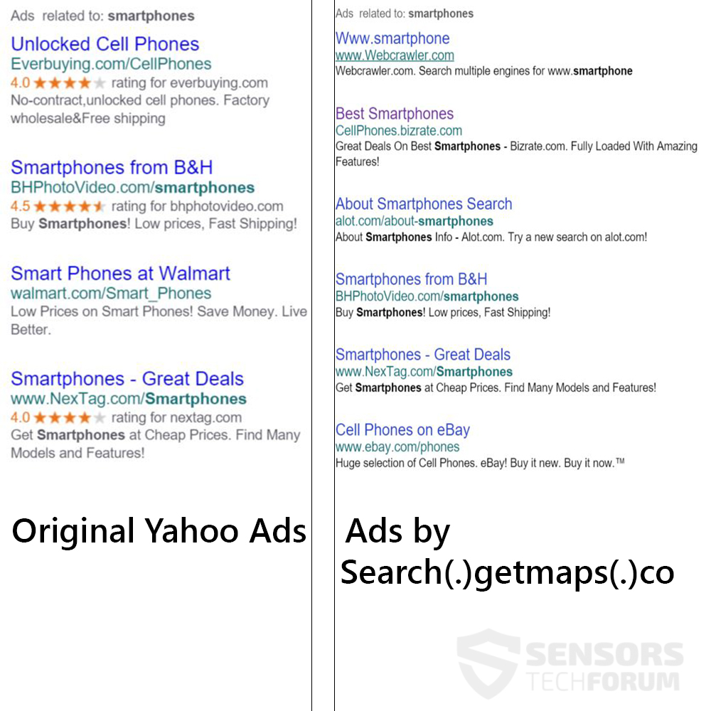 Ads-comparison-sensorstechforum-getmaps