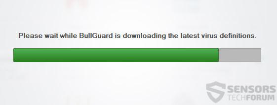 Bullguard-update-process-sensorstechforum
