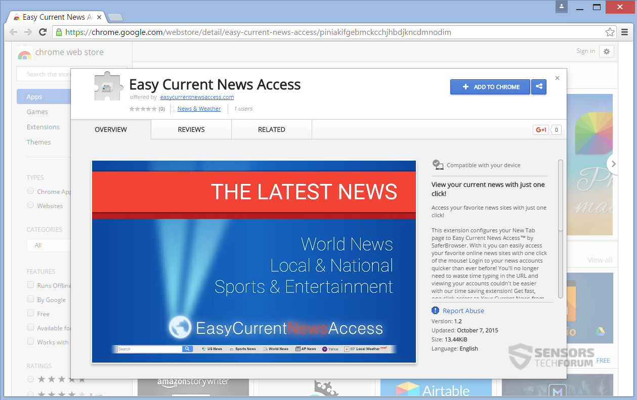 STF-easy-current-news-access-easycurrentnewsaccess-google-web-store