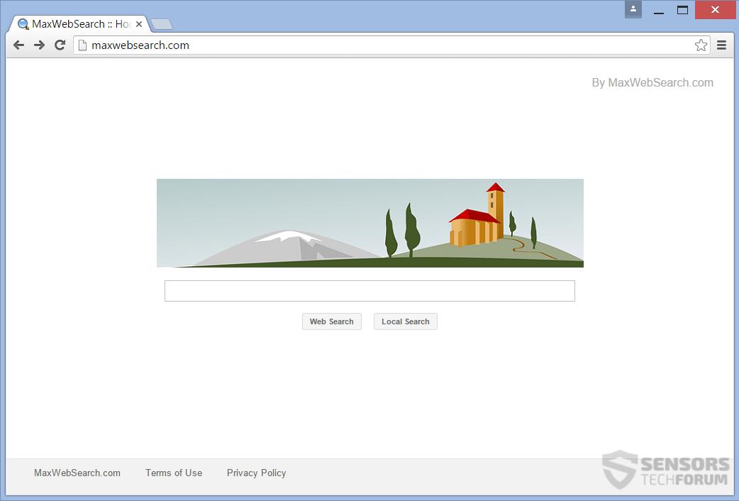 SensorsTechForum-maxwebsearch-max-web-search-main-page
