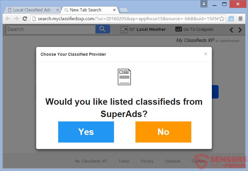 SensorsTechForum-my-classfields-xp-new-tab