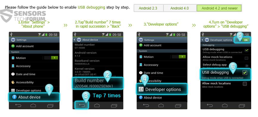 USB-Debugging-instruktion-sensorstechforum-data-recovery-android