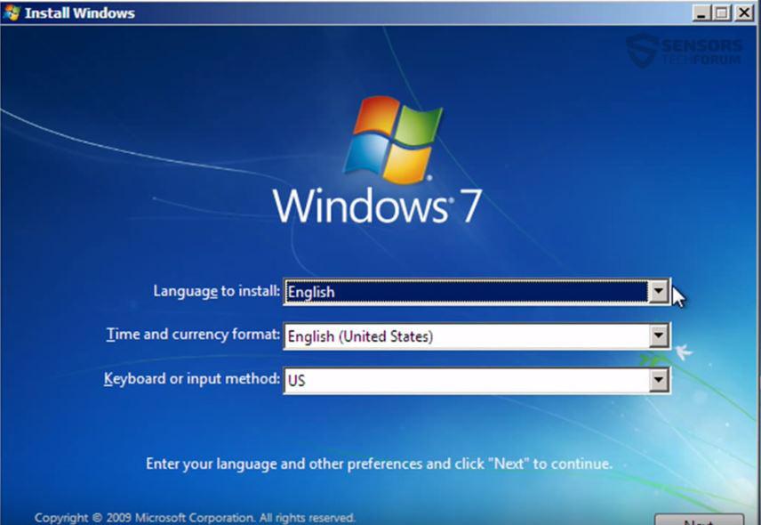Windows 7 -1