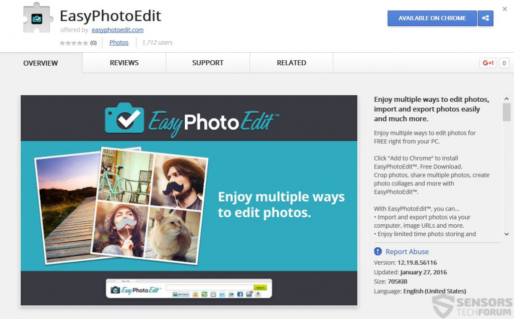 easyphotoedit-extension-sensorstechforum