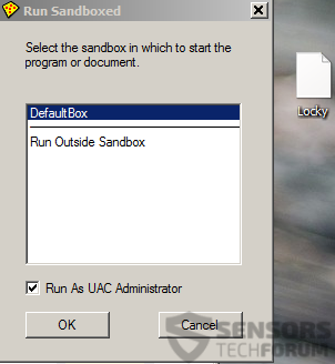 Sandboxie Software Review - How to, Technology and PC Security Forum