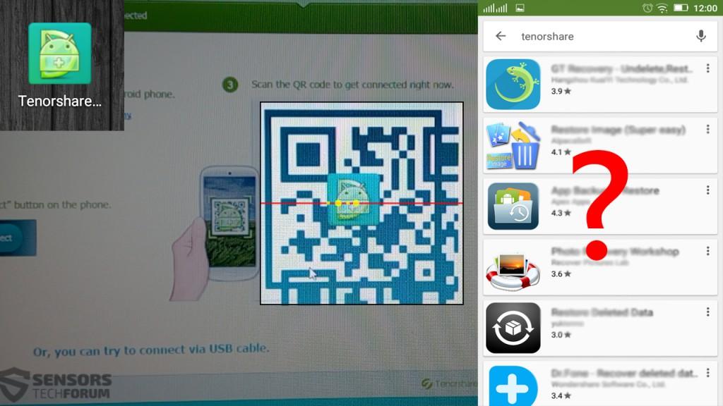 nessuna app-in-playstoresensorstechforum