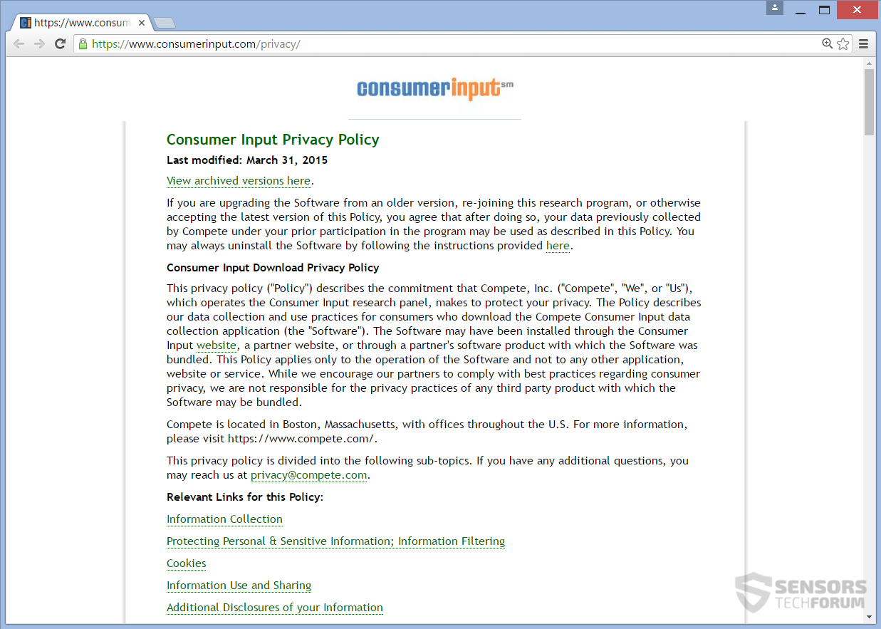 STF-consumerinput-com-consumer-input-com-privacy-policy