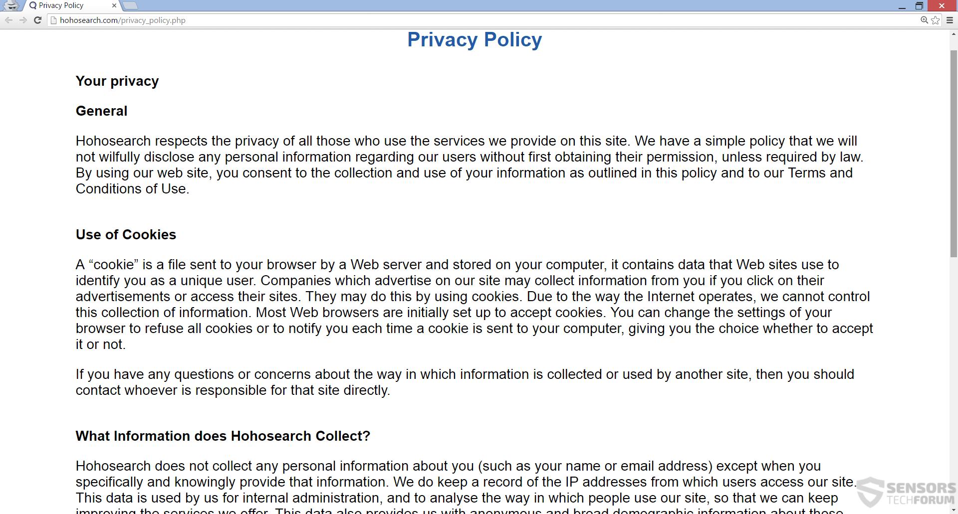 STF-hohosearch-com-hoho-ho-search-privacy-policy