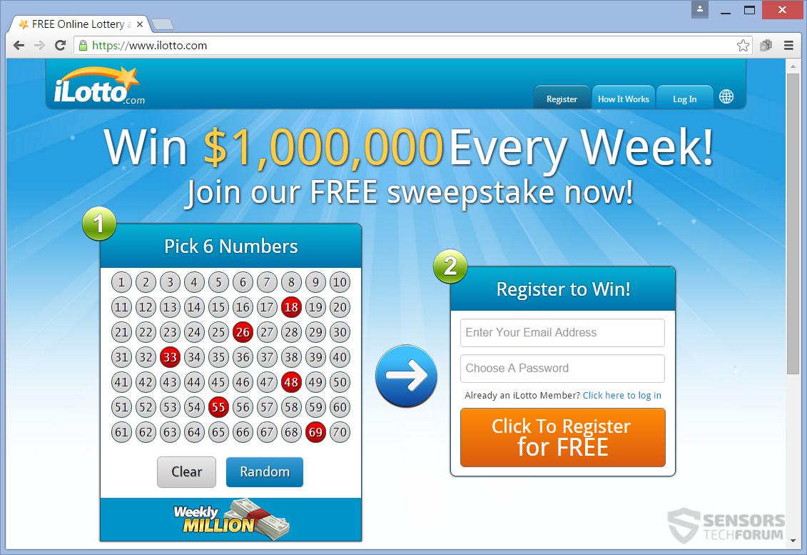 STF-ilotto-com-i-lotto-adware-main-webpage