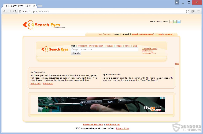 STF-search-eyes-tk-hijacker-ads-main-page