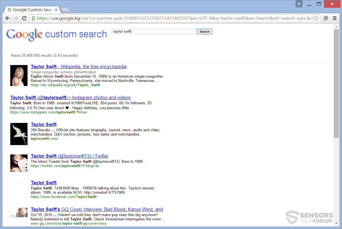 STF-search-eyes-tk-hijacker-search-results-ref-taylor-swift-referral