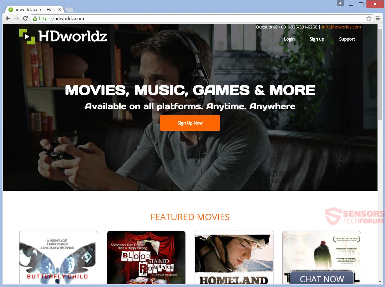 SensorsTechForum-hdworldz-com-hd-worldz-movies-games-music-adware-main-site