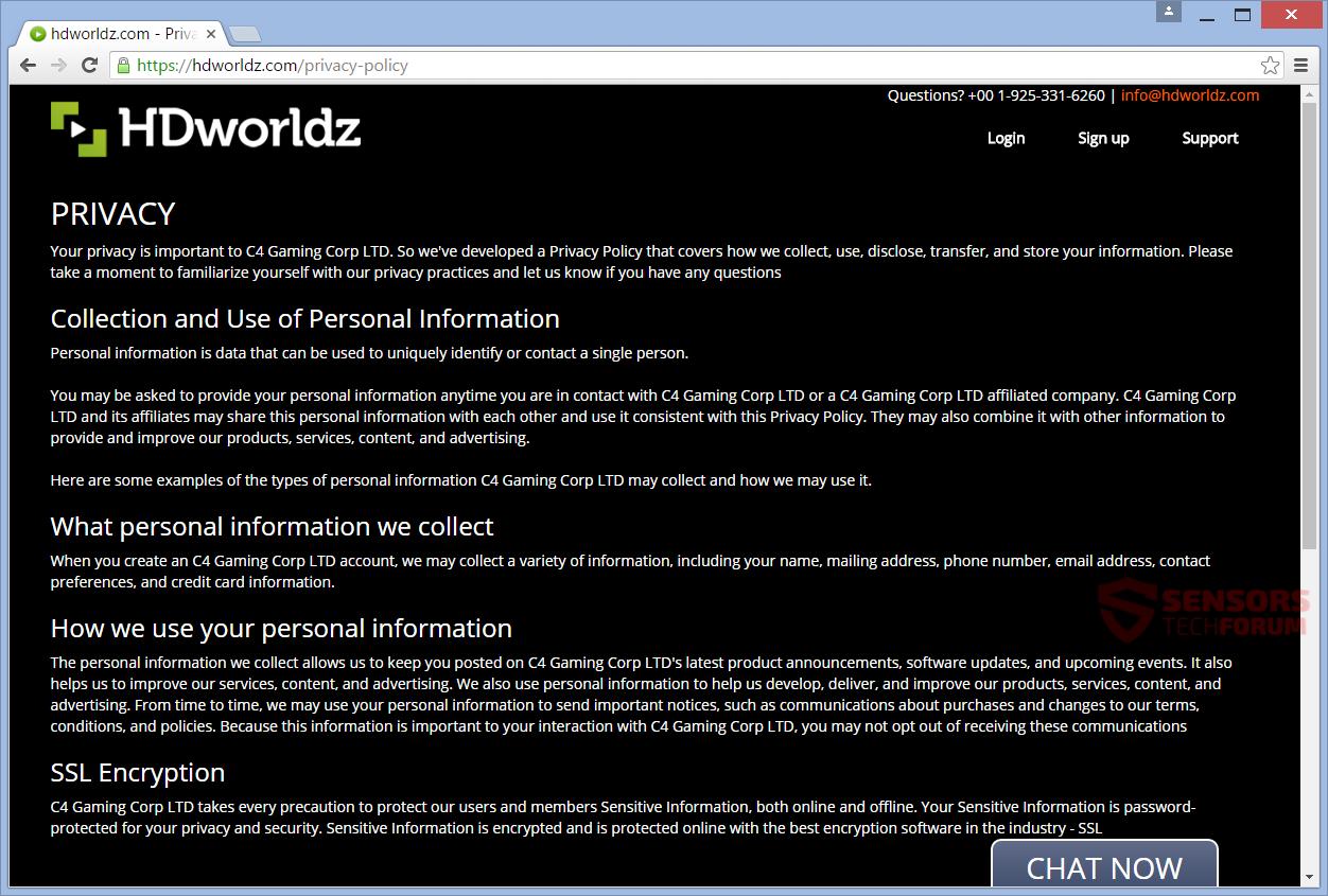 SensorsTechForum-hdworldz-com-hd-worldz-movies-games-music-privacy-policy