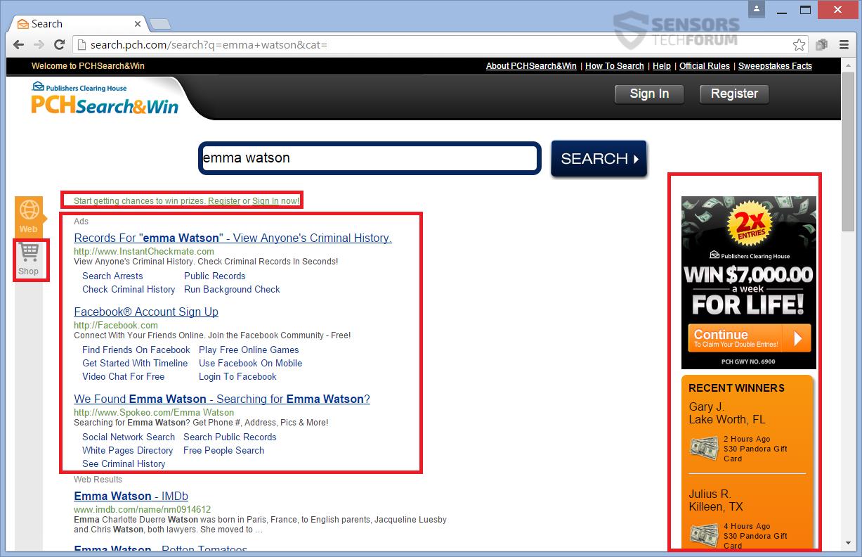 SensorsTechForum-pch-search-and-win-search-pch-com-results-emma-watson-ads