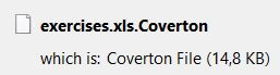 coverton-encrypted file-sensorstechforum