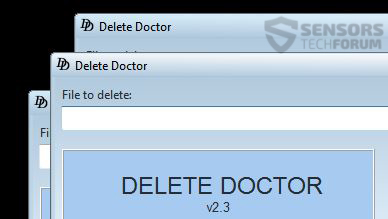 delete-doctor-multiple-runnings