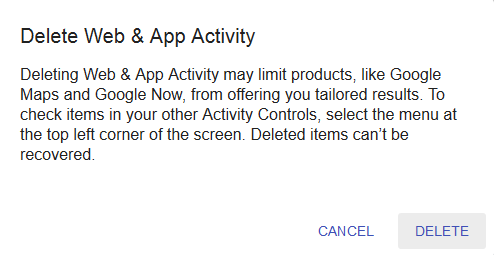 delete-web-app-activity-google-stforum