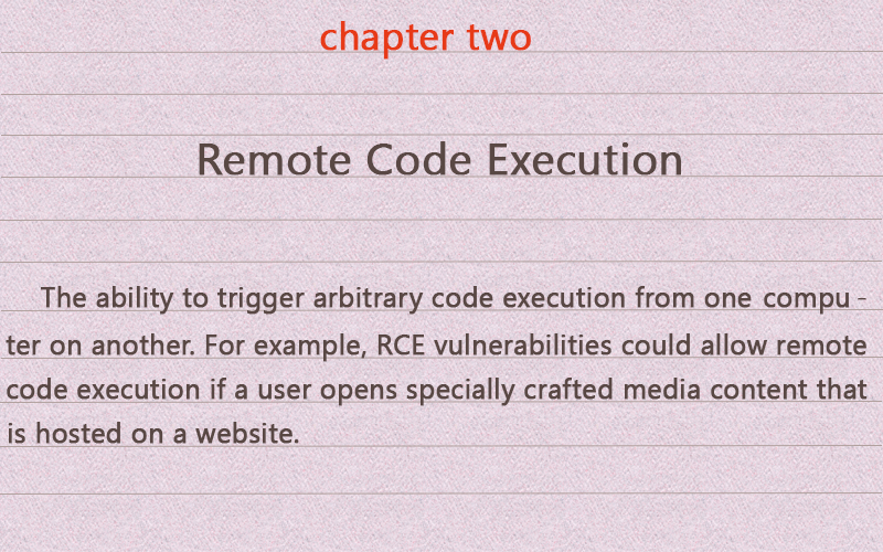 à distance de code d'exécution-stforum