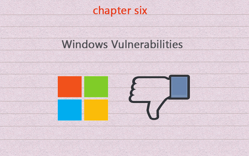 vulnerabilidades do windows