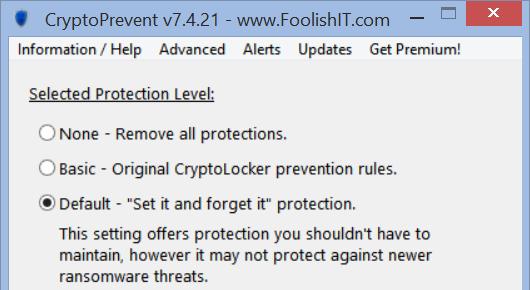 STF-crypto évitables