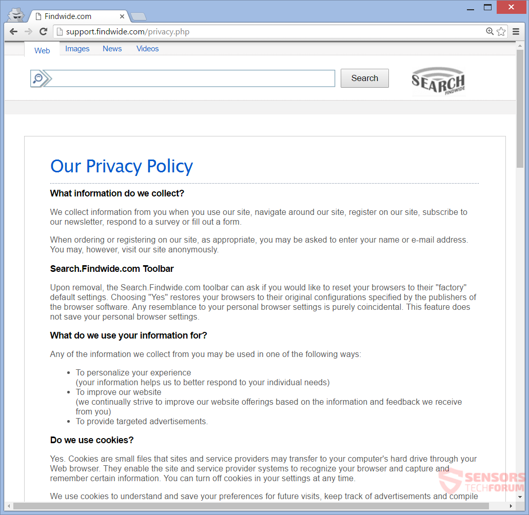 STF-findwide-com-find-wide-hijacker-privacy-policy
