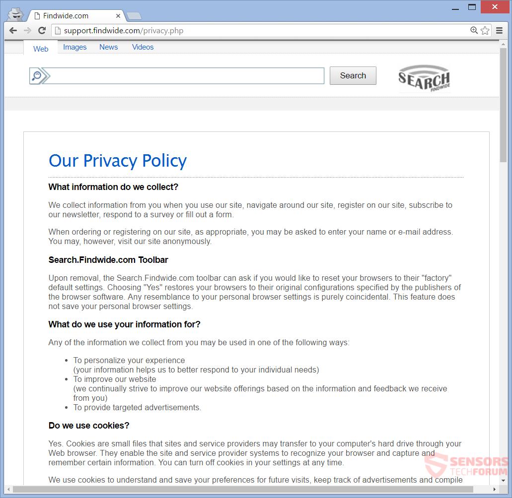 STF-findwide-com-find-wide-hijacker-privacy-policy