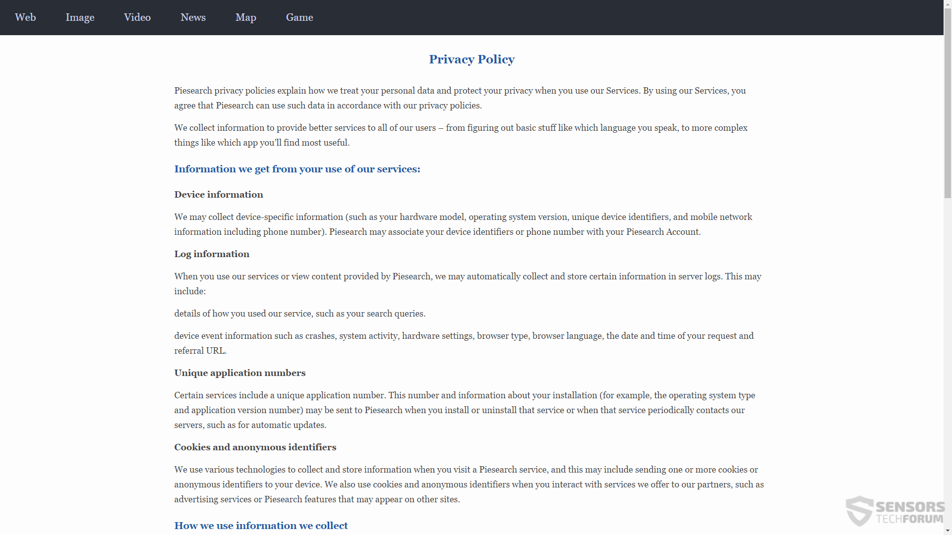 STF-piesearch-com-pie-search-hijacker-privacy-policy