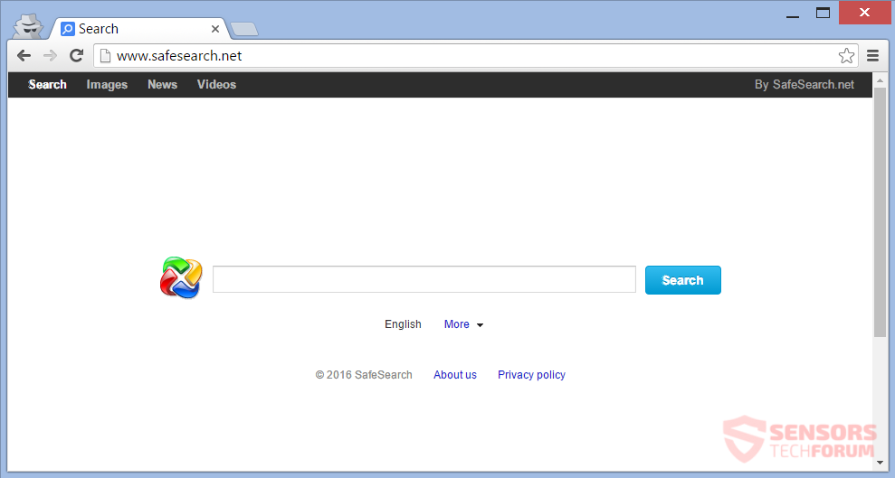 STF-safesearch-net-safe-search-browser-hijacker-main-page