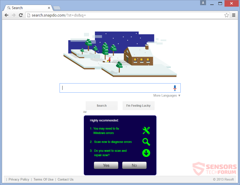 STF-trusted-surf-com-trustedsurf-browser-hijacker-snapdo-com-snap-do-redirect