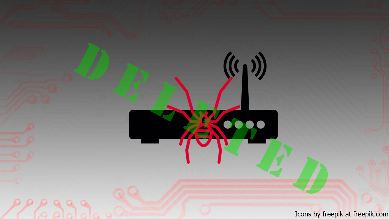 Remove Malware from Your Router Effectively