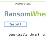 ransomwhere-install