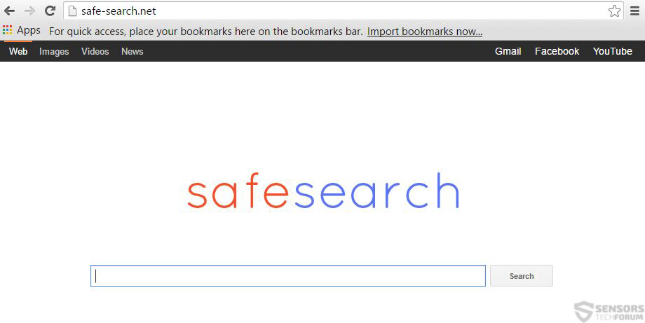 Safe-Search-sensorstechforum
