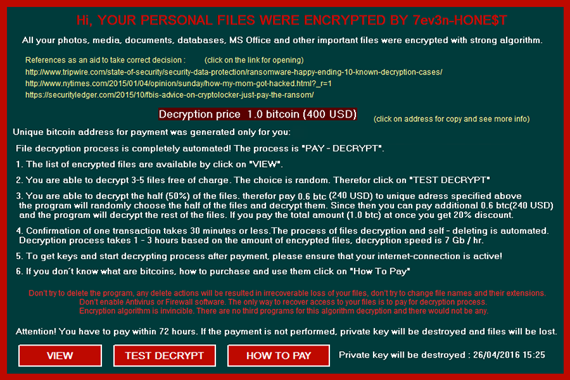 STF-7ev3n-hone$t-honest-ransomware-virus- ransom-note-screen-message