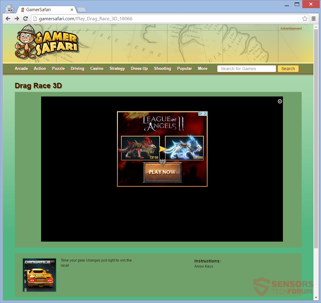 STF-gamersafari-com-redirect-gamevance-com-game-vance-gamer-safari-ads