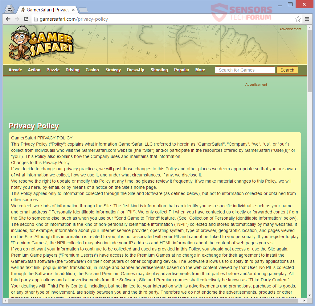 STF-gamersafari-com-redirect-gamevance-com-game-vance-gamer-safari-privacy-policy