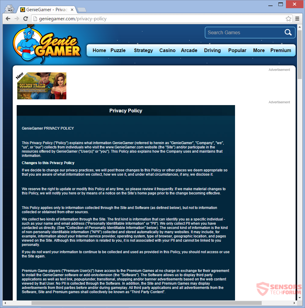 STF-geniegamer-com-genie-gamer-adware-ads-privacy-policy