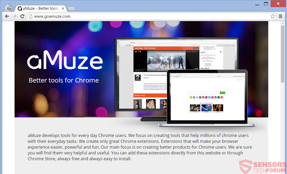 STF-goamuze-com-go-amuze-a-muze-adware-ads-main-page-brand
