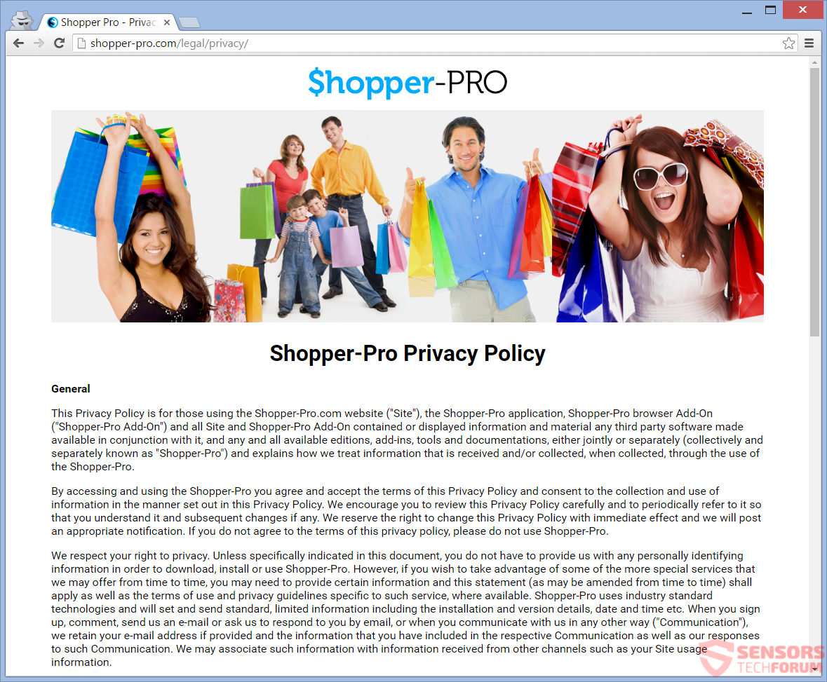 STF-shopper-pro-com-ads-adware-privacy-policy