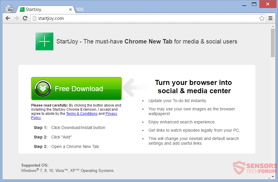 STF-startjoy-com-ads-start-joy-adware-main-page
