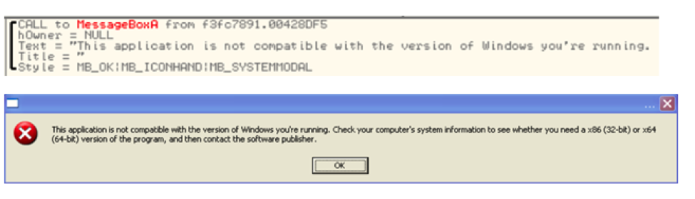 bayrob-error-message-fortinet-stforum