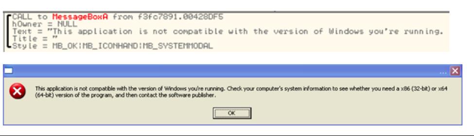 bayrob-error-message-Fortinet-stforum