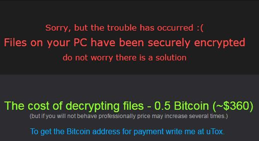 Ransomware: How to recover your encrypted files, the