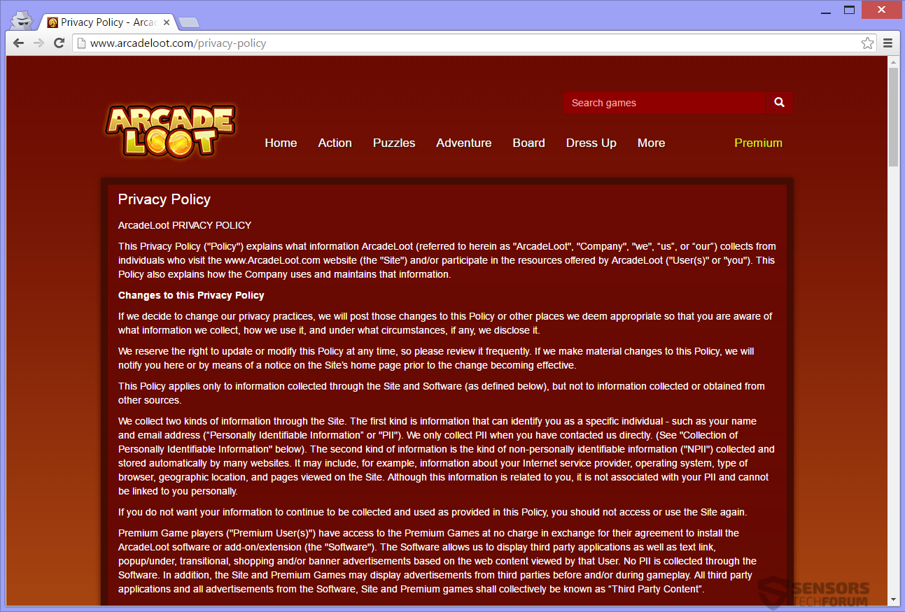 STF-arcadeloot-com-arcade-loot-privacy-policy