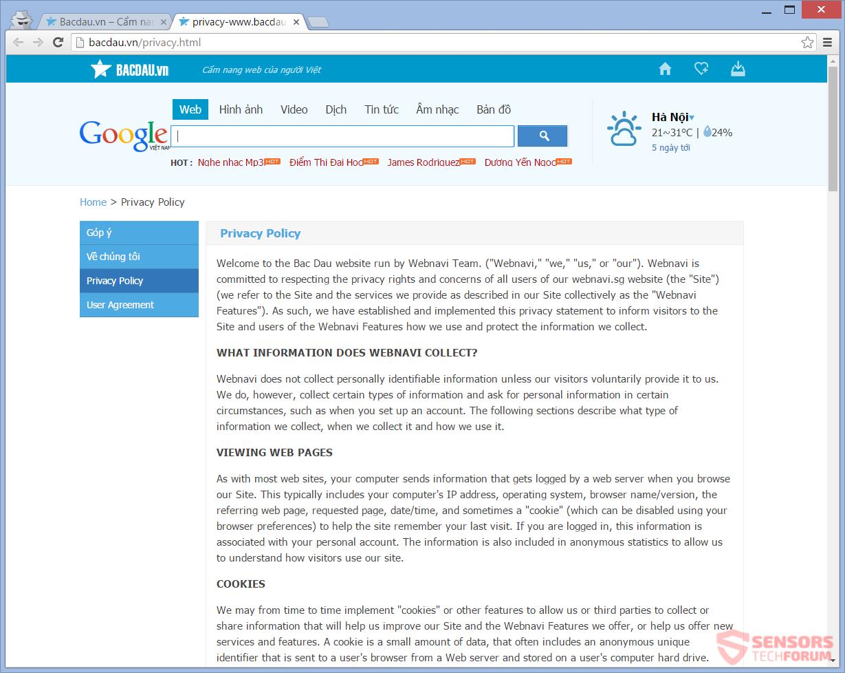 STF-bacdau-vn-webnavi-privacy-policy