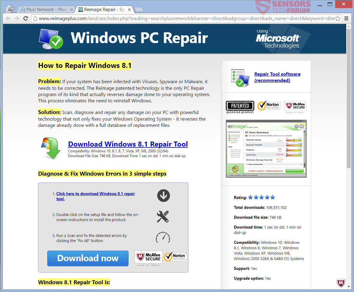 STF-plusnetwork-plus-netwerk-windows-pc-repair-Reimage-plus
